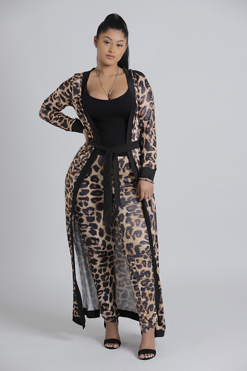 Cheetah Licious Set