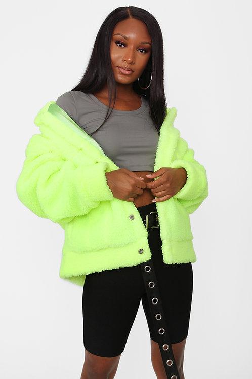 Big Teddy Coat
