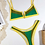 Thumbnail: Island Vibes Two-Piece Swimsuit