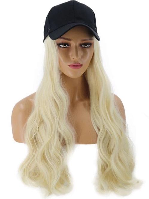 Elsa Body Wave Hat Wig