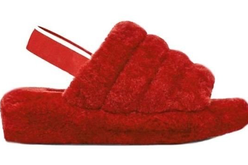 Red Snuggle Slides
