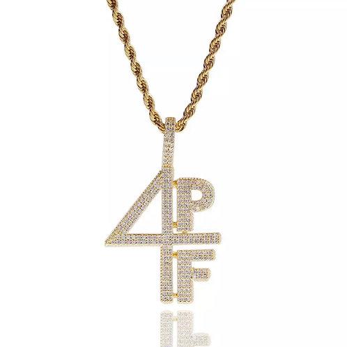 4 Pockets Full Chain (Gold)
