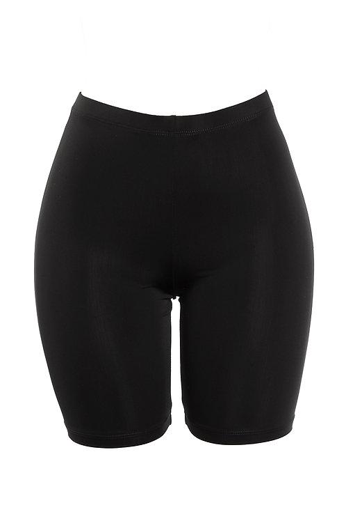 Black Baddie Biker Shorts