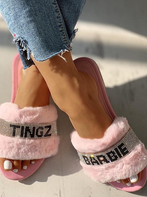 BARBIE TINGZ Slides