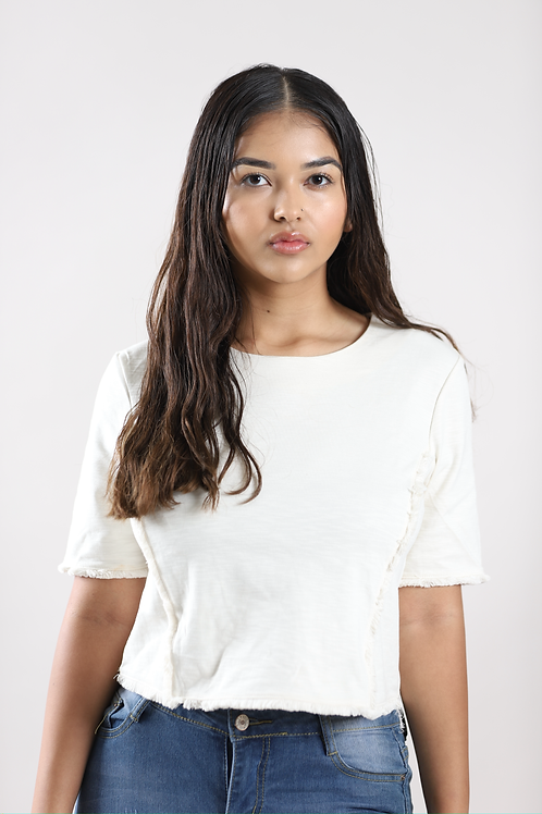 White Marella top