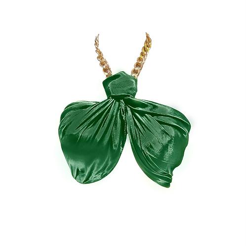 Green Multi Way Chain Top