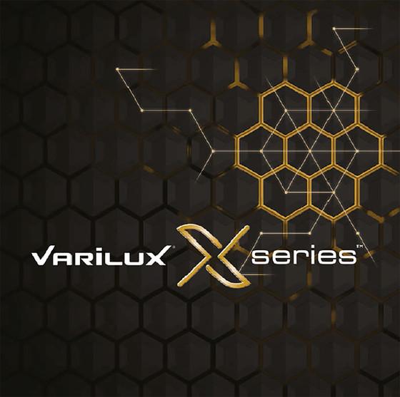 """Varilux X series.""""The best varifocal we've ever designed."""""""