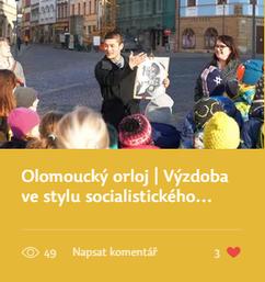 Han Snow   Olomoucký orloj