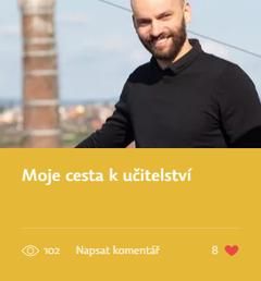 Jiří Vymětal   Moje cesta k učitelství