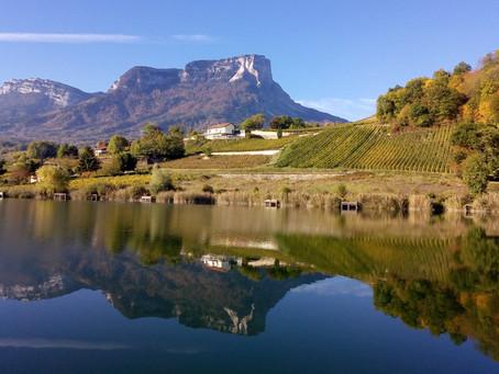 Sortie des Vignes au Pas d'Alpette vendredi 13 octobre 2017