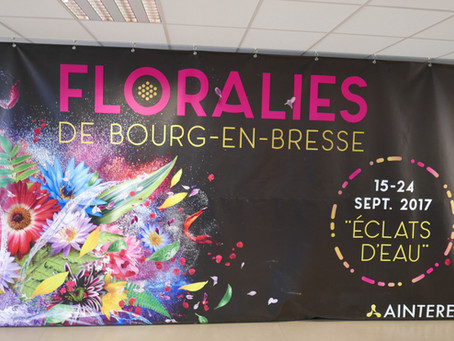 Sortie Floralies jeudi 21 septembre