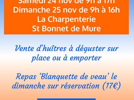 Expo-Vente Vide-Grenier 2018 les 24 et 25 novembre