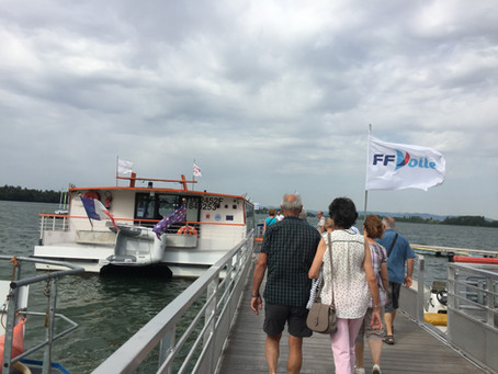 Sortie navette du canal, 19 et 26 juillet 2017