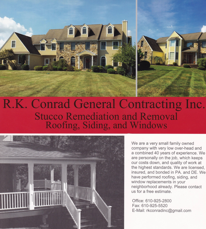Stucco Siding Remediation Consultation