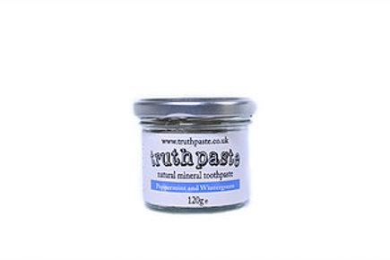 Truthpaste Peppermint & Wintergreen 120g