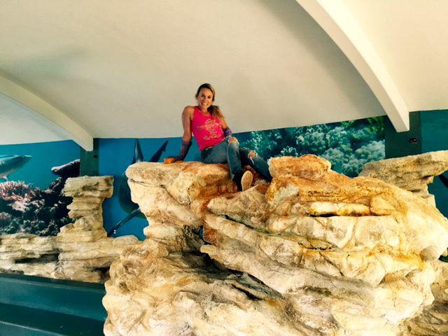 Sea Life Park Shark Cave