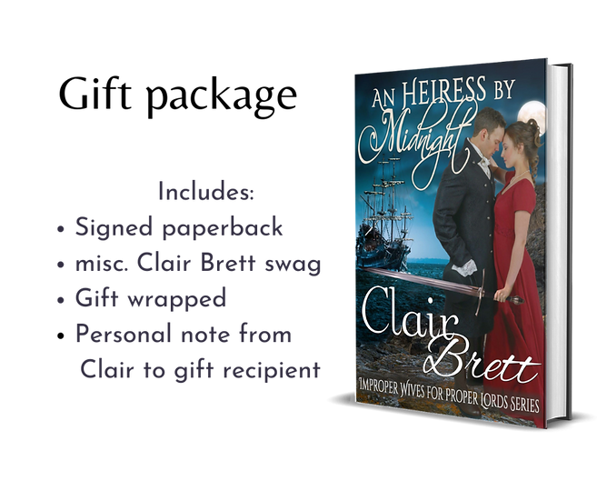 An Heiress by Midnight-IMPROPER WIVES FOR PROPER LORDS SERIES-book 2