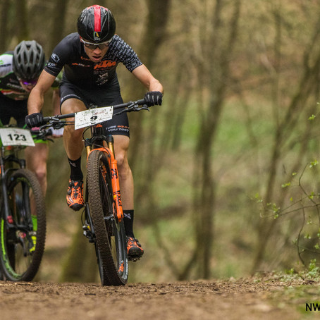 Victory at the 3 Nationscup in Solingen