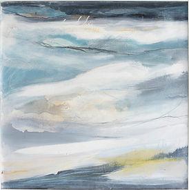 Miranda Carter, Quiet Clarity, abstrct painting