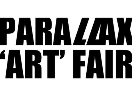 Parallax Art Fair. 22-24 February 2019
