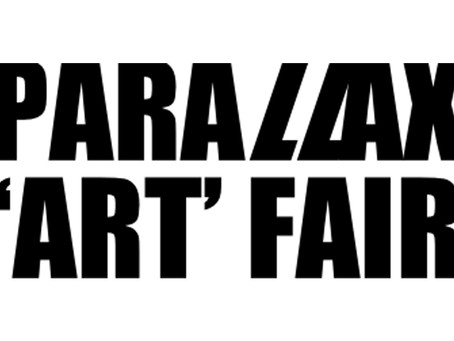 Parallax Art Fair. 22-24 February 2019