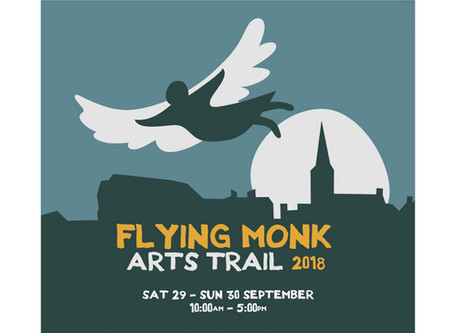The Flying Monk Arts Trail 2018