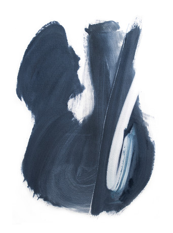 FLUX IV. 2018 65 x 50 cm, acrylic ink monoprint £400