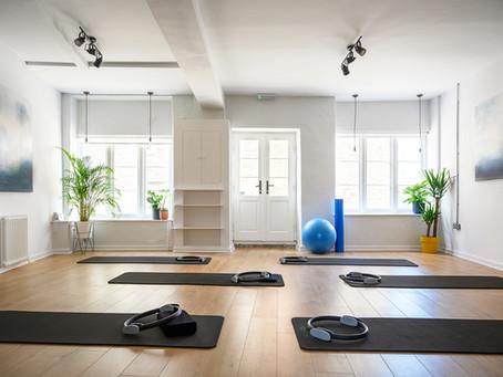 Pilates Studio Collaboration