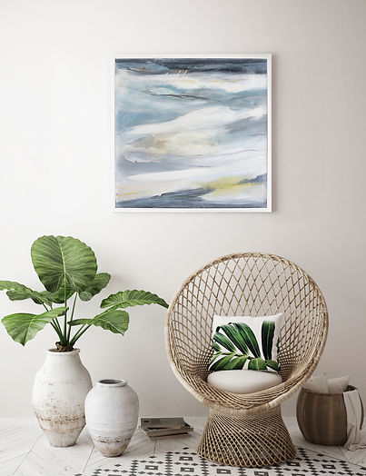 Miranda Carter, Abstact paintings