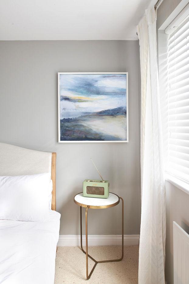 AVALON. 2020 81 x 81 cm, acrylic & mixed media on canvas SOLD