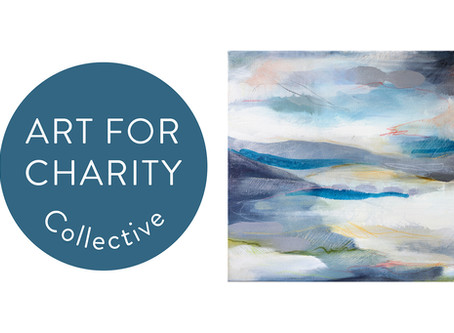 Art for Charity Collective raised £20,000!!