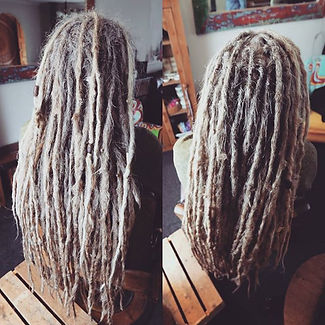 Loved meeting these dreads (and their am