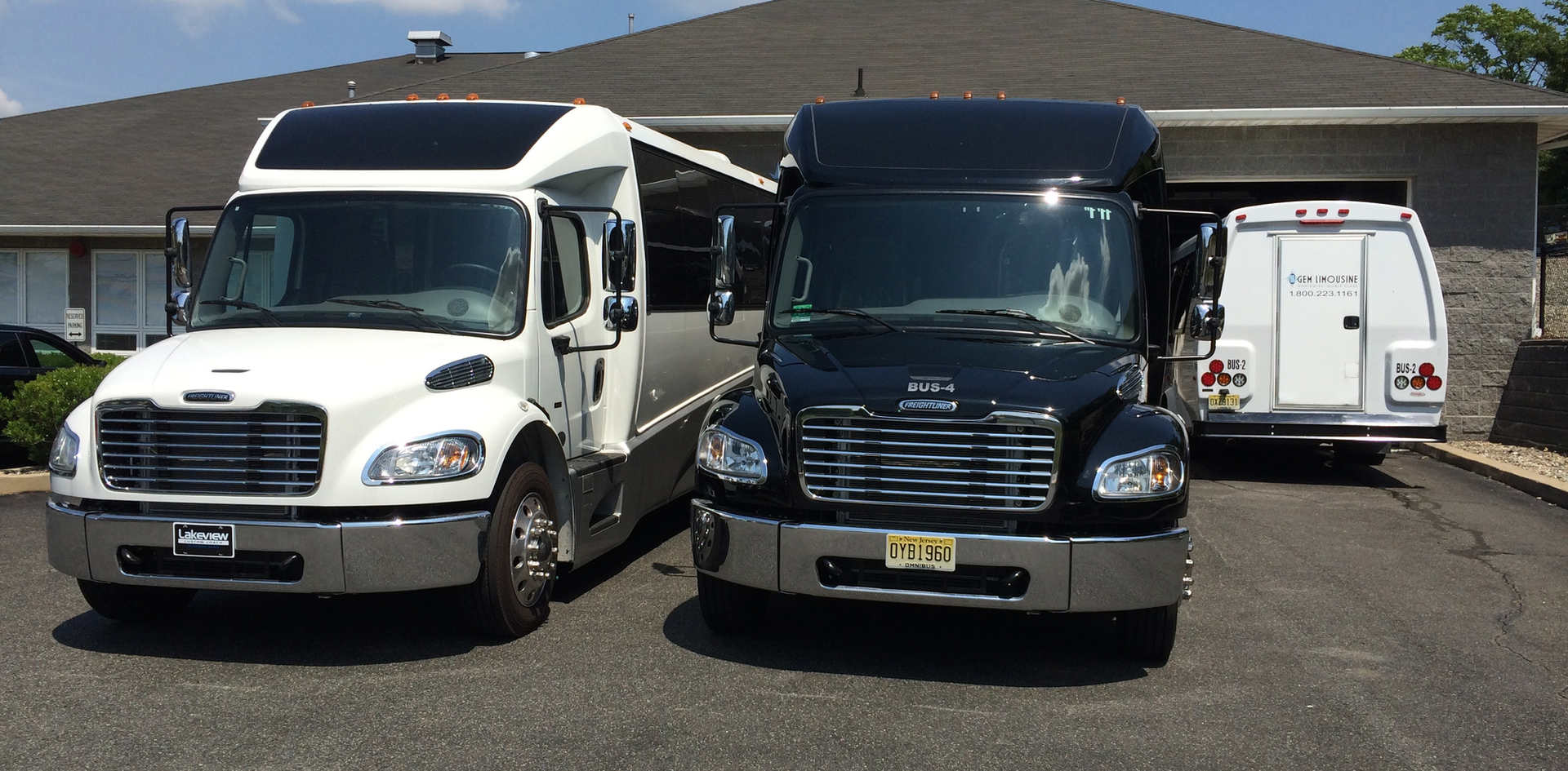 Mini Coach / Mini Bus Services NJ