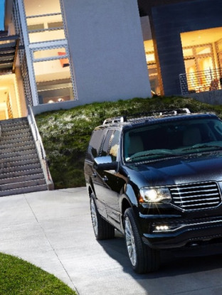 Lincoln Navigator SUV Wedding transport NJ