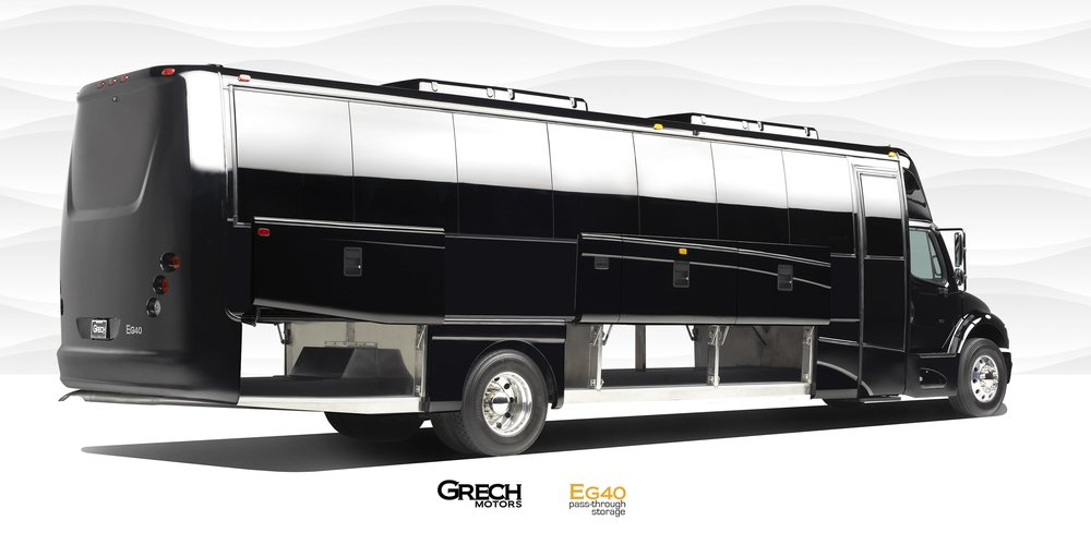 Gem Limo Executive Mini Coach - Event Tr