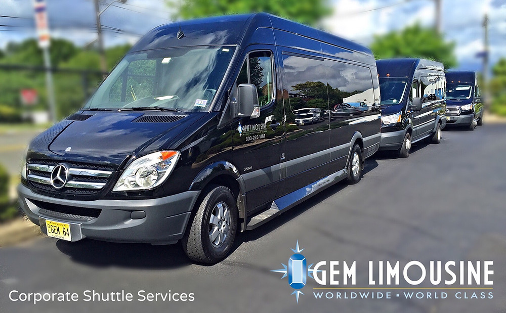 Corporate Shuttles & Transportation