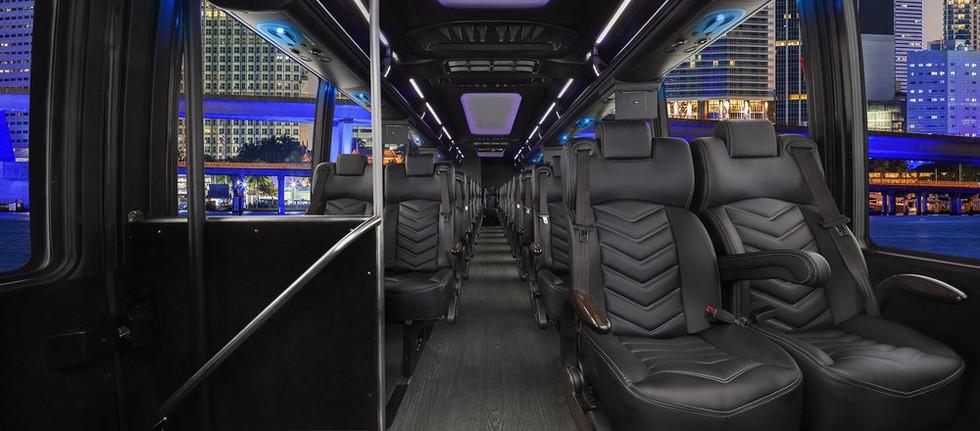 Gem Limo Executive Bus - Event Transport