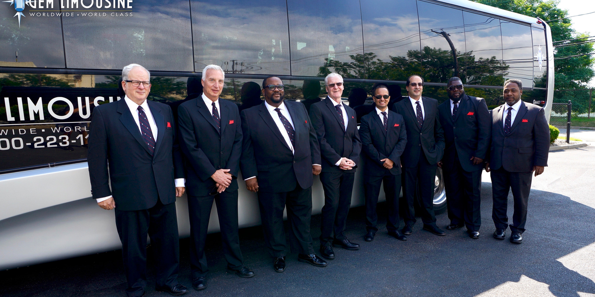 Professional Chauffeured Services - Worl