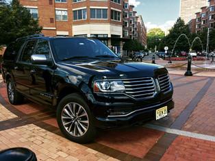 SUV Wedding Transportation NJ