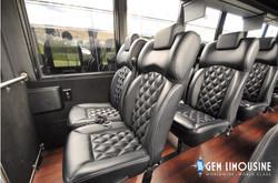 Gretch Mini-bus Interior