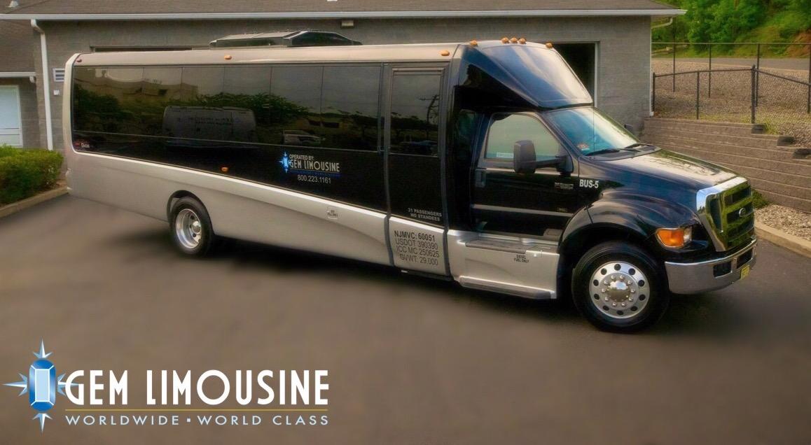 Luxury Minibus Services NJ