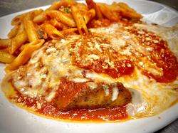 Chicken Parmesan Entree