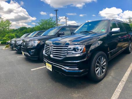 Chauffeured SUV Transportation - New Fleet!