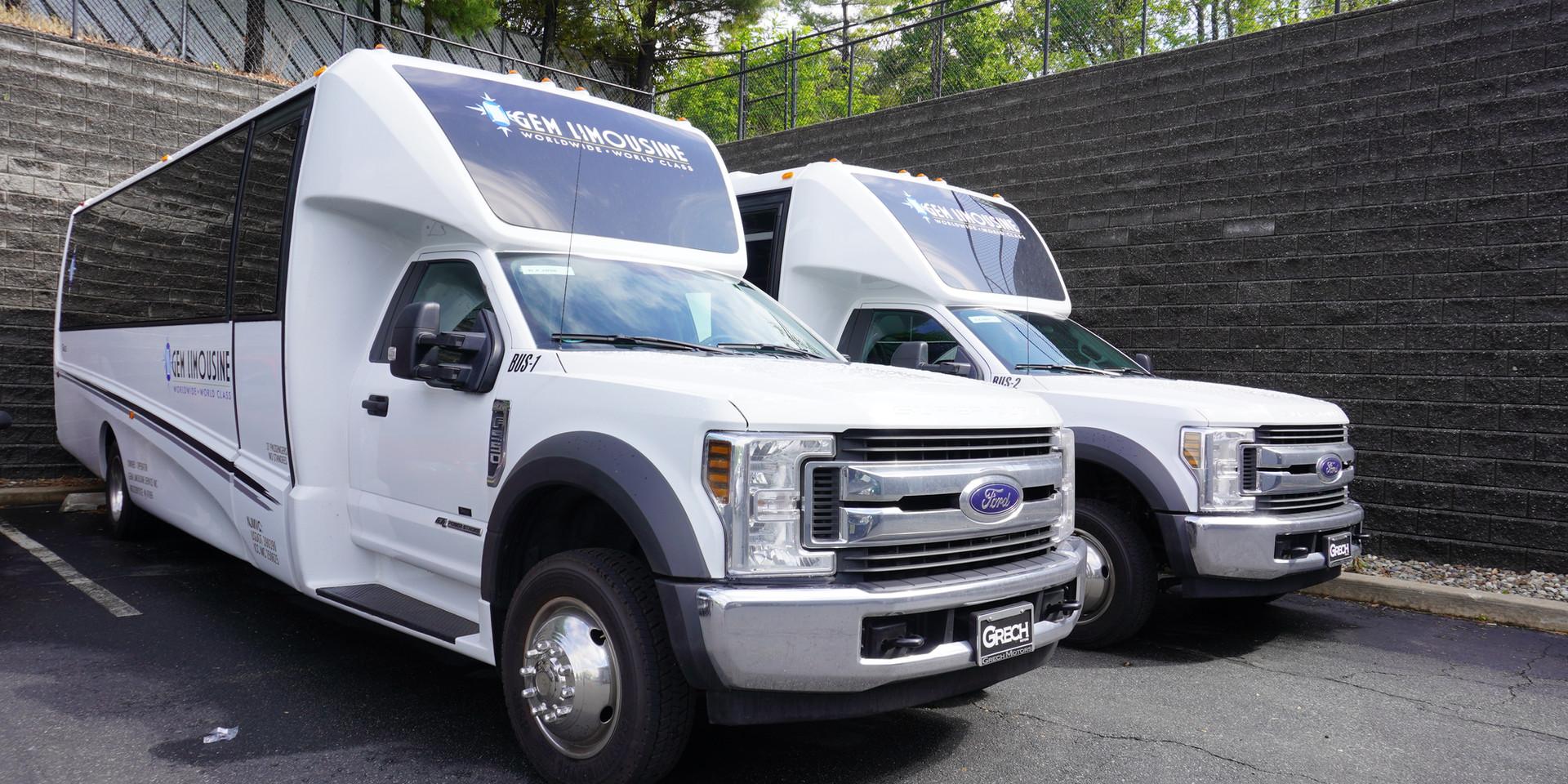 Bus Services - Corporate Transportation.