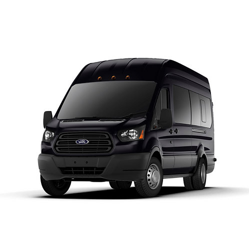 Ford Transit Van - (13 Passenger)