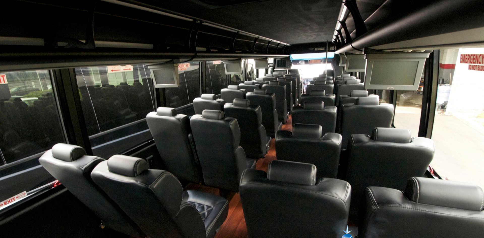 40 Passenger Bus - Hiring Drivers