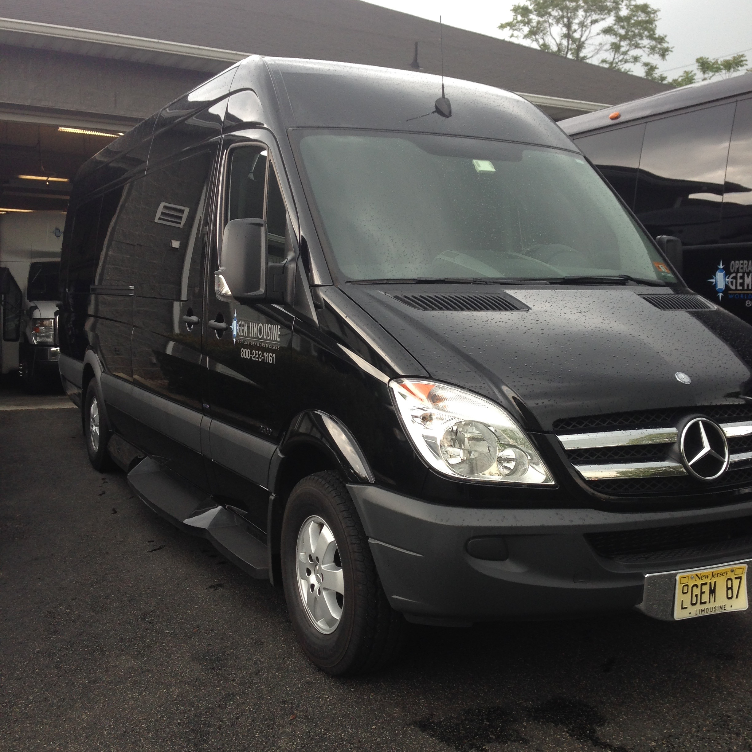 Sprinter Van Executive Group Travel