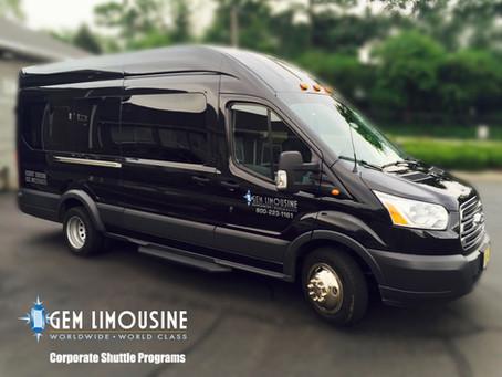 Gem Limousine Worldwide - Corporate Shuttle Programs