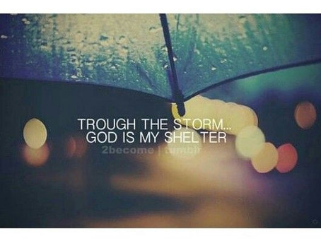 God is A Shelter For Us!