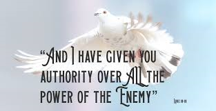 You Have Authority To Bind The Enemy!